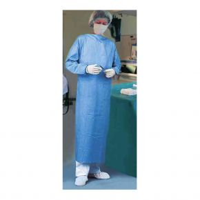 One-way Surgical Gown STANDARD sterile with wet protection