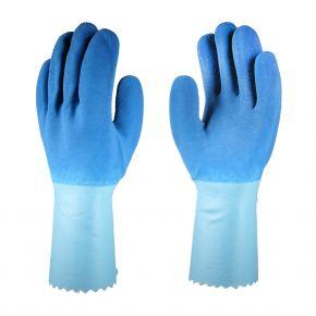 Handy Winter - Blau