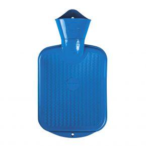 0,8 L Wärmflasche - Blau