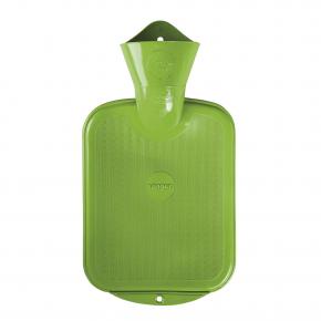 0,8 L Wärmflasche - apfelgrün