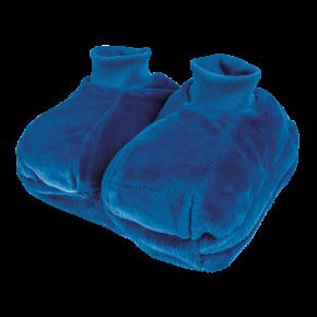 Fußwärmer - Blau