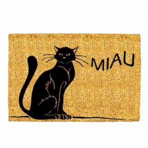 Kokosvelour-Matten, Katze Miau