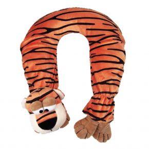 Tiger, mit Wärmflasche