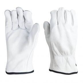 Ziegenleder Handschuh