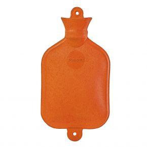 1.5 Liter Wärmflasche - Orange, 37 x 19 cm